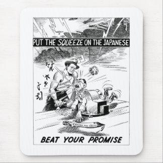 Bata su dibujo animado de la promesa tapetes de raton
