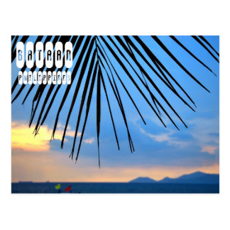 Bataan Postcard