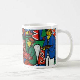 Batak Dance Coffee Mug