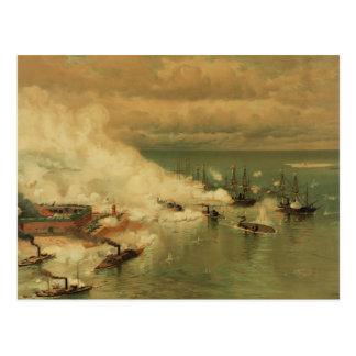 Batalla americana de la guerra civil de la bahía postal