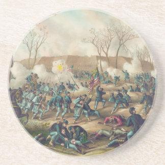 Batalla americana de la guerra civil del fuerte Do Posavasos Personalizados