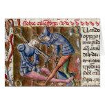 Batalla crónicas de Gómez Martin El Cid 'de Tarjeta De Felicitación
