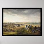 Batalla de Adán Albrecht de Moscú 1812 Posters