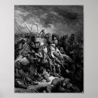Batalla de Arsuf Poster
