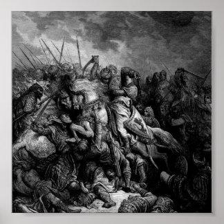 Batalla de Arsuf Posters