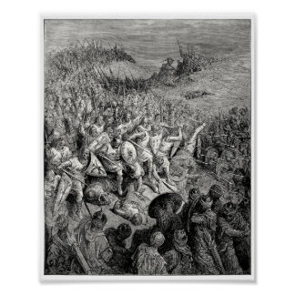 Batalla de Arsuf Póster