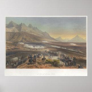 Batalla de Buena Vista Poster