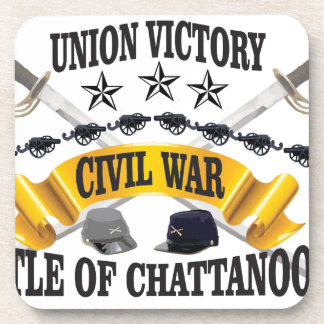 batalla de Chattanooga Posavasos Para Bebidas