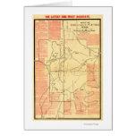 Batalla de Chickamauga - mapa panorámico 2 de la g Felicitaciones