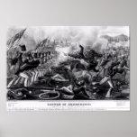 Batalla de Churubusco Póster