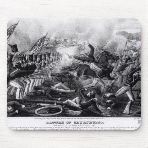 Batalla de Churubusco Tapete De Ratones