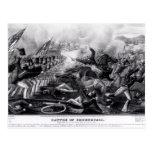 Batalla de Churubusco Tarjeta Postal