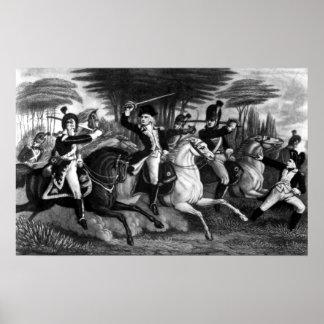 Batalla de Cowpens Poster