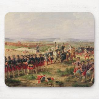 Batalla de Fontenoy Tapetes De Ratones