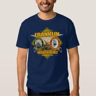 Batalla de Franklin Playeras