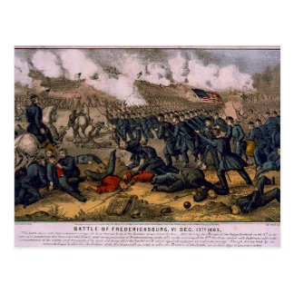 Batalla de Fredericksburg Tarjetas Postales
