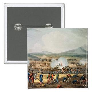 Batalla de Fuentes D'Onoro, grabada por Thomas Pin Cuadrado