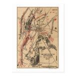 Batalla de Gettysburg 2 Postales