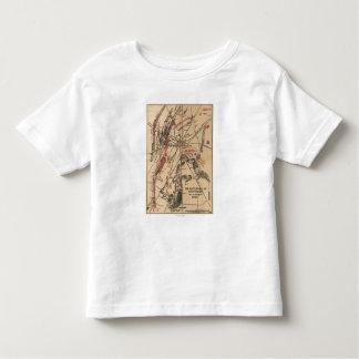 Batalla de Gettysburg 2 T Shirts