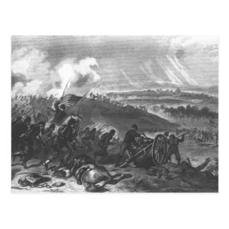 Batalla de Gettysburg Postal