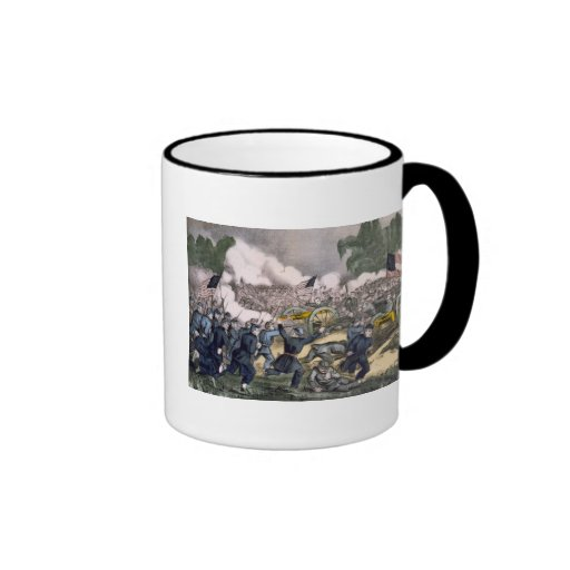 Batalla de Gettysburg Taza