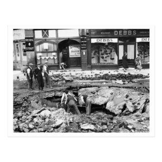 Batalla de Inglaterra y los bombardeos: #18 en la  Postales