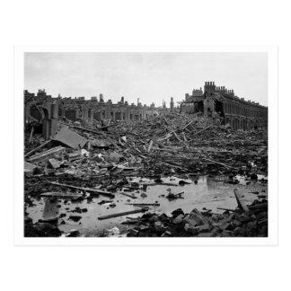 Batalla de Inglaterra y los bombardeos: #24 - Cons Postal
