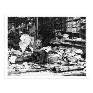 Batalla de Inglaterra y los bombardeos: #33 al Postal