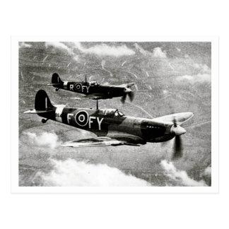 Batalla de Inglaterra y los bombardeos: #45 el poc Postal