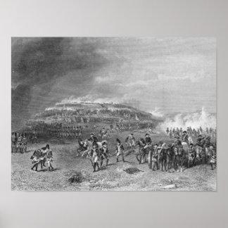 Batalla de la colina de arcón poster