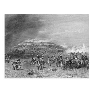 Batalla de la colina de arcón tarjeta postal