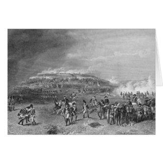 Batalla de la colina de arcón tarjetas
