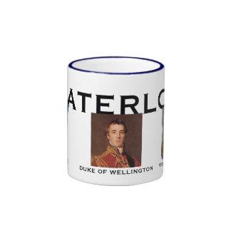 Batalla de la taza de Waterloo*/de la batalla de W