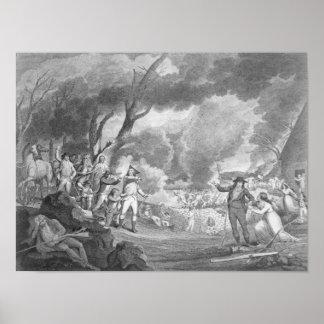 Batalla de Lexington Póster