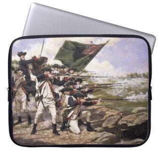 Batalla de Long Island, caja del ordenador portáti Fundas Computadoras