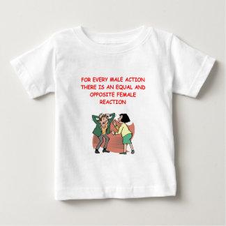 batalla de los sexos t-shirt