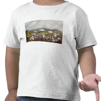 Batalla de los sujetadores de Quatre, el 16 de Camiseta