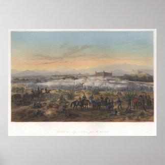Batalla de Molino del Rey Posters