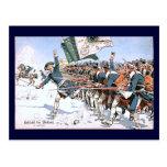 Batalla de Mollwitz Postal