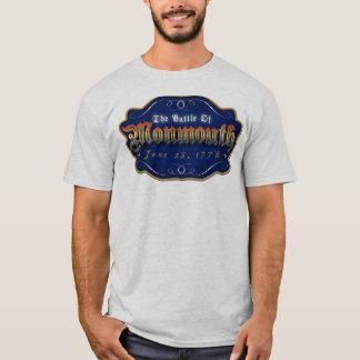 Batalla de Monmouth Shirt_American Playera