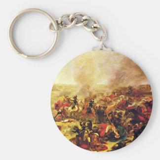 Batalla de Nazaret por Gros Antoine-Jean Llaveros