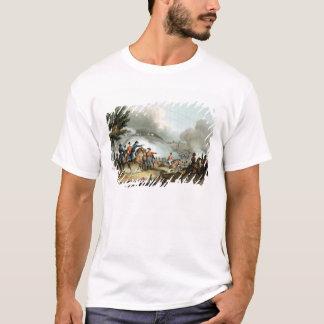 Batalla de Salamanca, grabada al agua fuerte por Playera