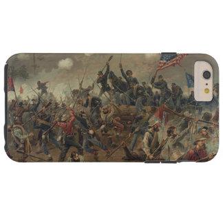 Batalla de Spottsylvania de L. Prang y Co. (1887) Funda De iPhone 6 Plus Tough