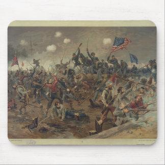 Batalla de Spottsylvania de L. Prang y Co. (1887) Mousepads