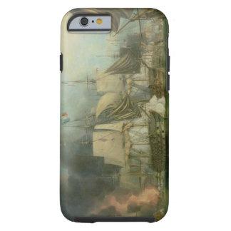 Batalla de Trafalgar, 1805 Funda De iPhone 6 Tough
