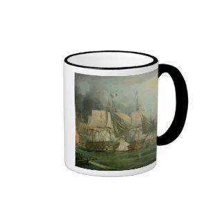 Batalla de Trafalgar, 1805 Tazas De Café