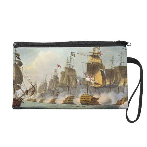 Batalla de Trafalgar, el 21 de octubre de 1805, de