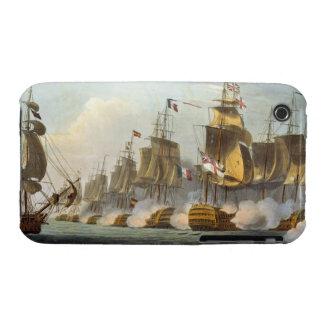 Batalla de Trafalgar, el 21 de octubre de 1805, Case-Mate iPhone 3 Cobertura