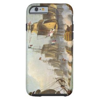 Batalla de Trafalgar, el 21 de octubre de 1805, Funda Para iPhone 6 Tough