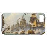 Batalla de Trafalgar, el 21 de octubre de 1805, iPhone 5 Carcasa